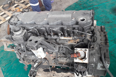 Cummins QSB 6.7 Engine Overhaul