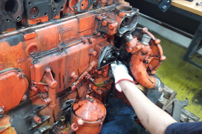 Allison 3000,Dana TE27 Transmission, Scania DC1254A engine Overhauls
