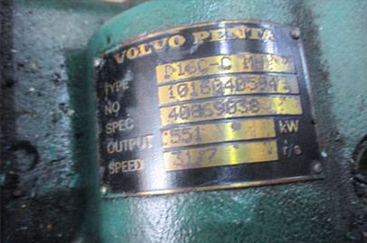 Volvo D16 Engine Overhaul