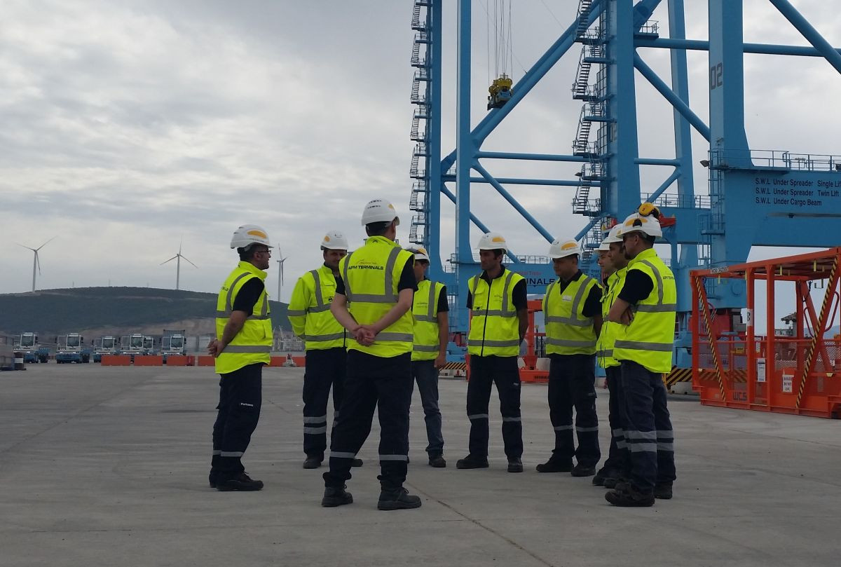 Port Strategy Article on Portunus Outsourcing solution