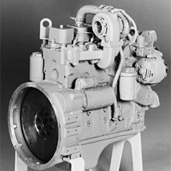 Cummins QSB 3.3 Diesel engine (New)